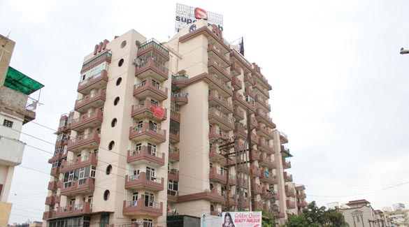 Supertech Icon, Ghaziabad - Luxurious Apartments