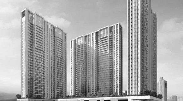 Vasant Lawns Avalon, Thane - Residential Apartments