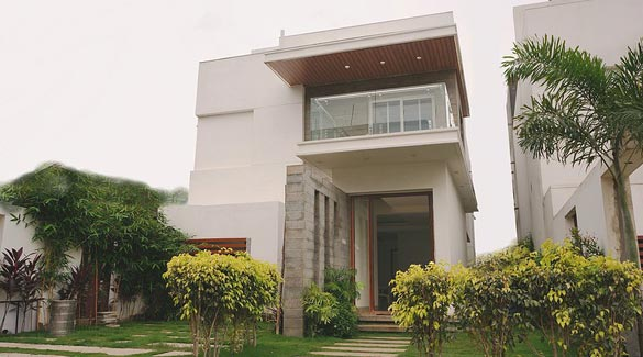 Fort View Villas, Hyderabad - Residential Villas