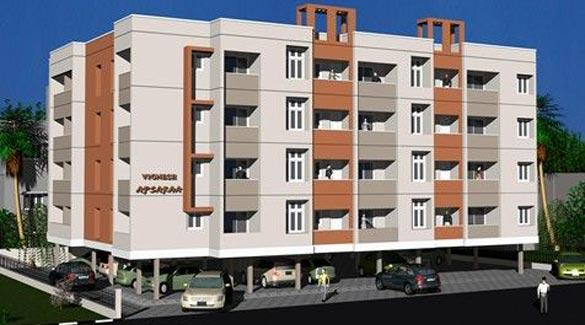 Vignesh Amirtha, Tiruchirappalli - Residential Apartments