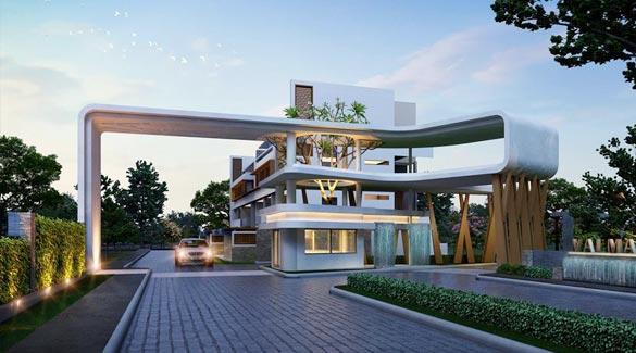 City Ville Valmark, Bangalore - Residential Villas