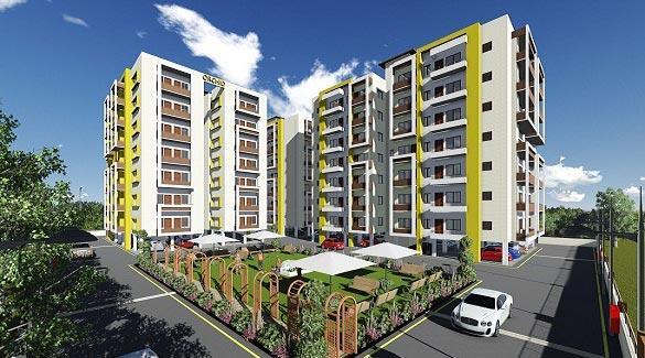 Sri Ram Residency, Haridwar - Residential Apartments
