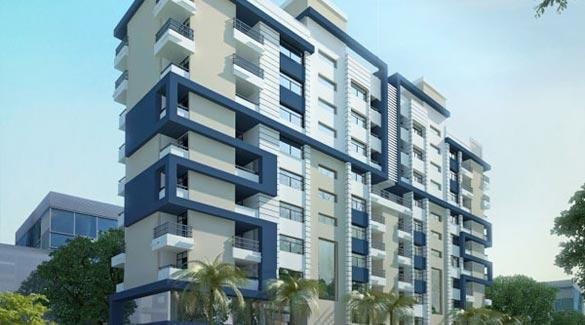 Shree Tulsi Heights, Udaipur - 2BHK Residential Apartments