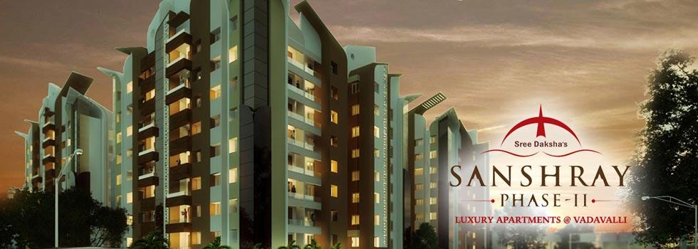 Sree Daksha Sanshray Phase II, Coimbatore - Residential Apartments