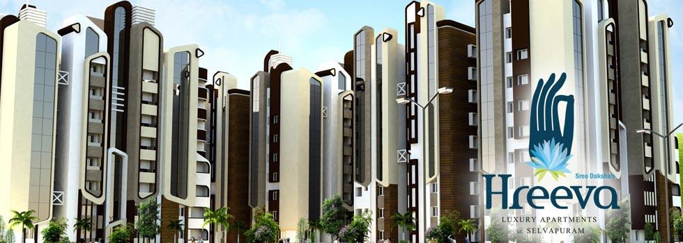 Hreeva, Coimbatore - Residential Apartments