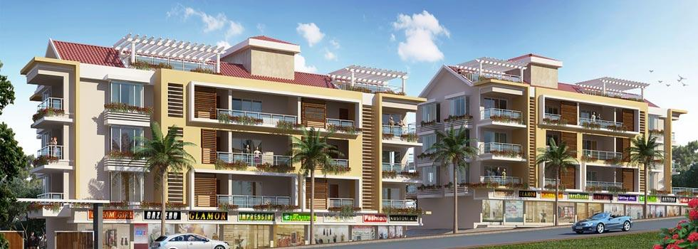 Saad Samruddhi, Goa - 2 BHK Boutique & 3 BHK Luxuries