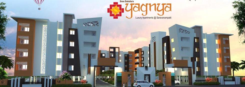 Sree Dakshas Yagnya, Coimbatore - Residential Apartments