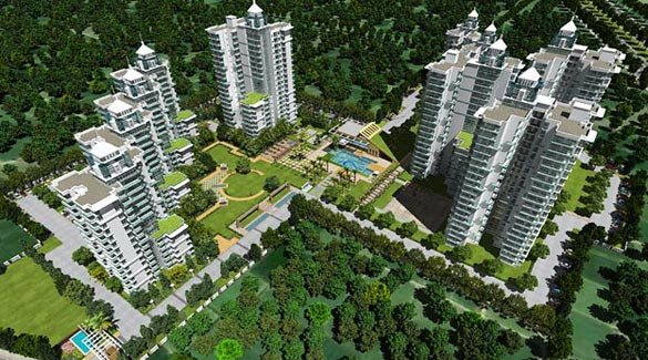 Spaze Privvy The Address, Gurgaon - Residential Apartments