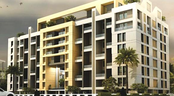 Sunit Saukhyada, Pune - Residential Apartments