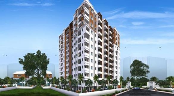 Blue Stone, Chennai - Residential Apartments