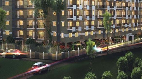 SSVR Urban Flora, Bangalore - Residential Apartments
