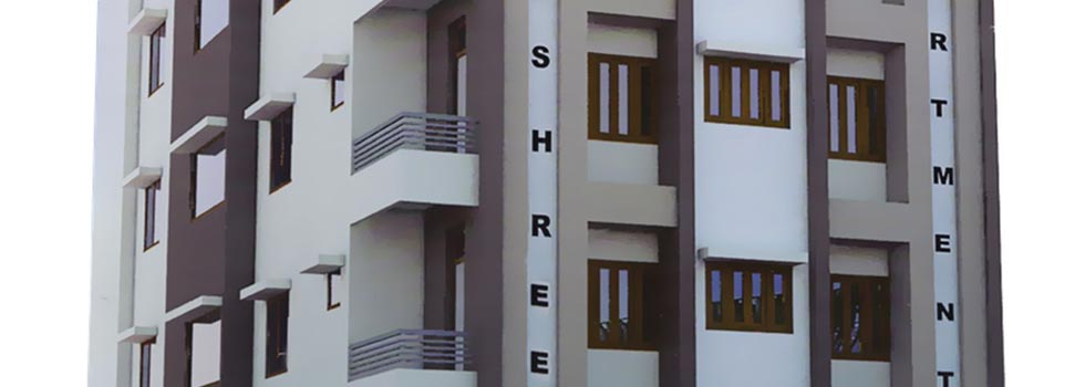 Dev Shree Apartment, Udaipur - Luxurious Apartments