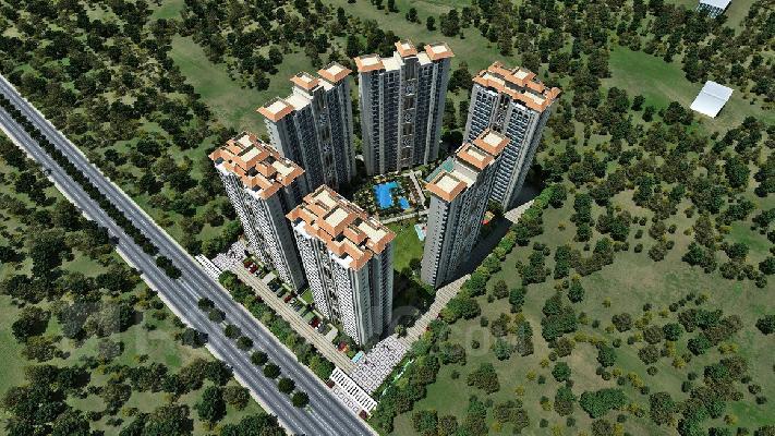 Sunshine Helios, Noida - 3, 4, 5 BHK Apartment