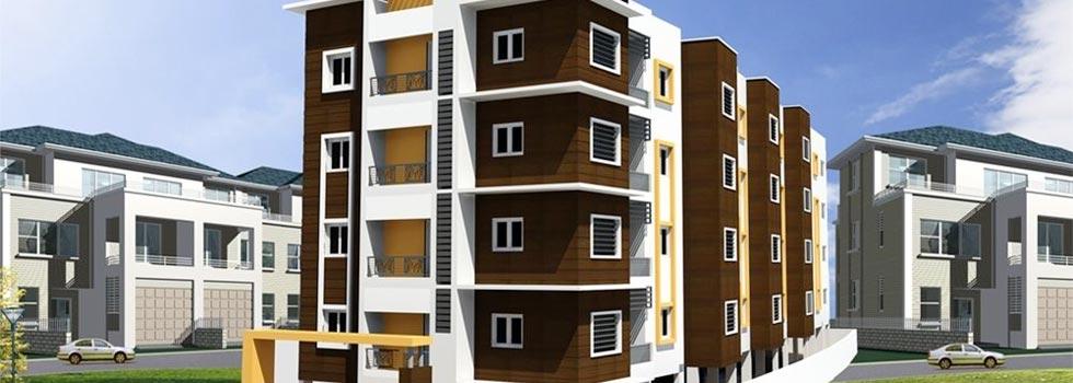 Noble Mithila, Coimbatore - 2,3 BHK Flats