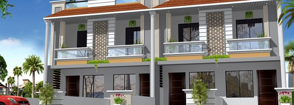 SP Villas, Indore - 2,3 BHK Flats