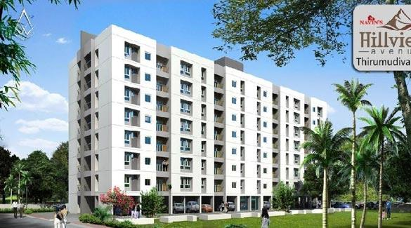 Navins Hillview Avenue, Chennai - Residential Apartments