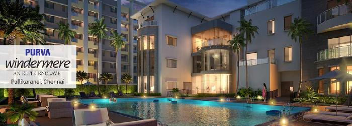 Purva Windermere, Chennai - Luxurious Residences