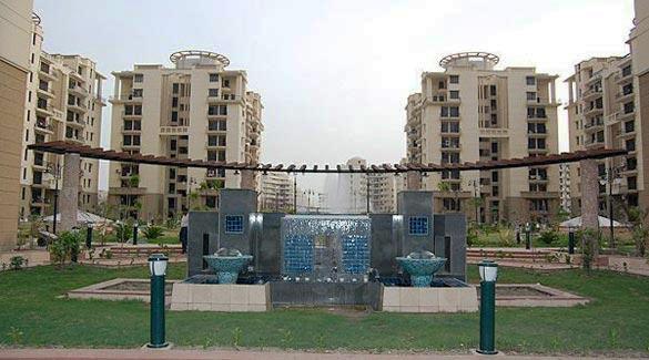 Purvanchal Silver City, Noida - 2/3/4 BHK Apartment