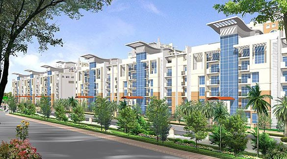 Purvanchal Silver City 2, Greater Noida - Luxurious Residences