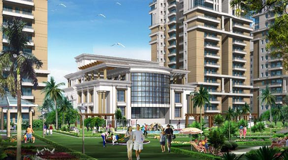 Purvanchal Royal Park, Noida - Luxurious Apartments