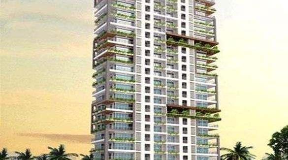 Raj Spaces Apartment, Mumbai - 2 BHK Flats