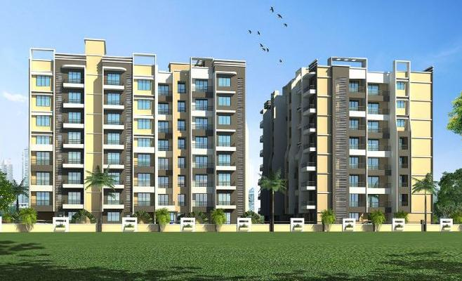Patels Pride, Thane - Residential Apartments