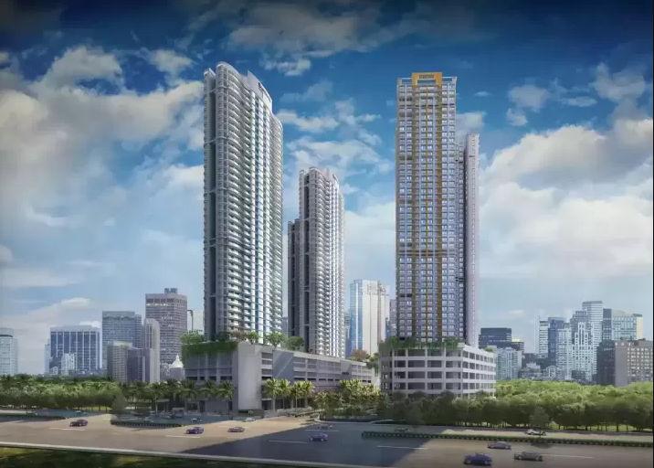 Sunteck City Avenue II, Mumbai - Residential Apartments