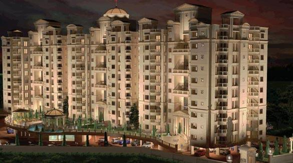 Palazzo Park Residences, Indore - 2, 3, 4 BHK Apartment