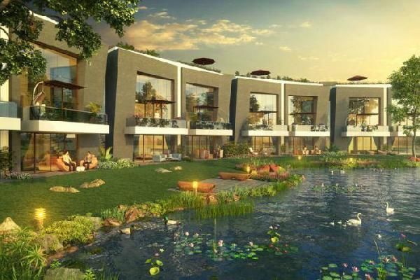 Edge Water, Vadodara - Residential Apartments