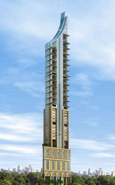 Orbit Laburnum, Mumbai - 1 BHK Flats