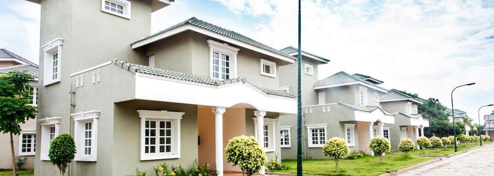Green Castle, Chennai - Residential Villas
