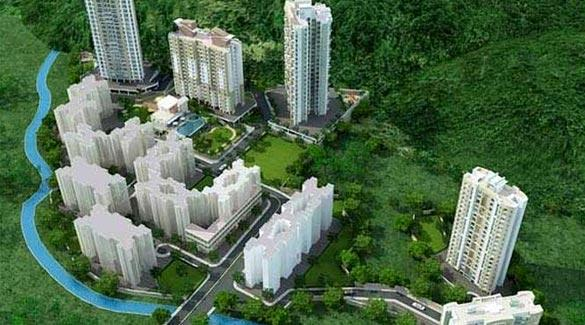Prestige Residency Hill View, Thane - 2,3 BHK Flats