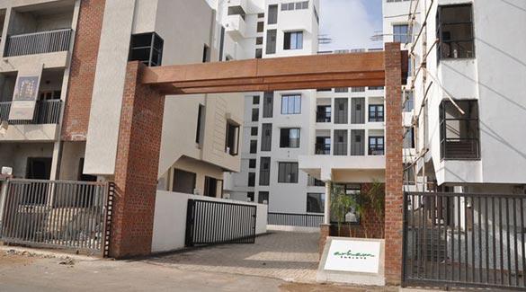 Arham Enclave, Vadodara - 2 BHK Flats