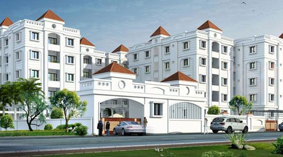 Fairy Bells, Bangalore - Luxurious Apartments