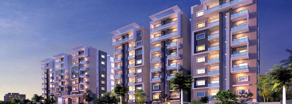 Tridax, Bangalore - Luxurious Apartments