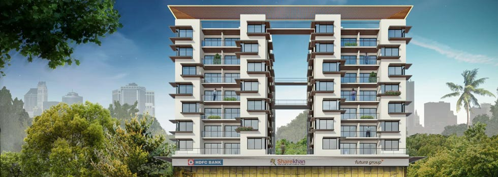 Karmaa Pinnacle, Nashik - 2 BHK Apartments