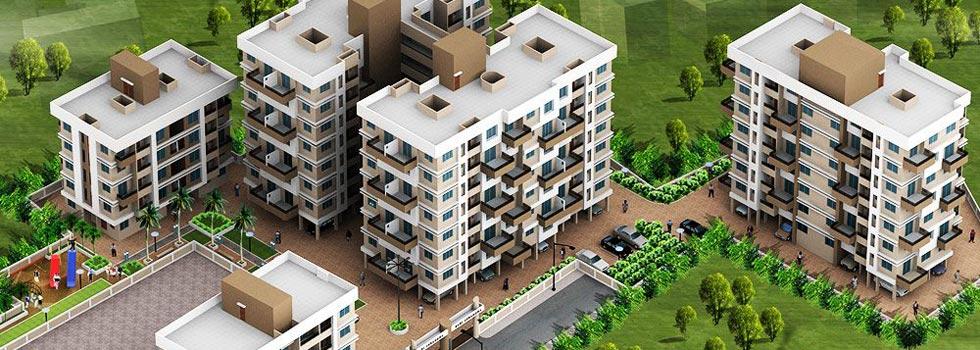 Hari Shraddha, Nashik - 1, 2 & 3 BHK Apartments