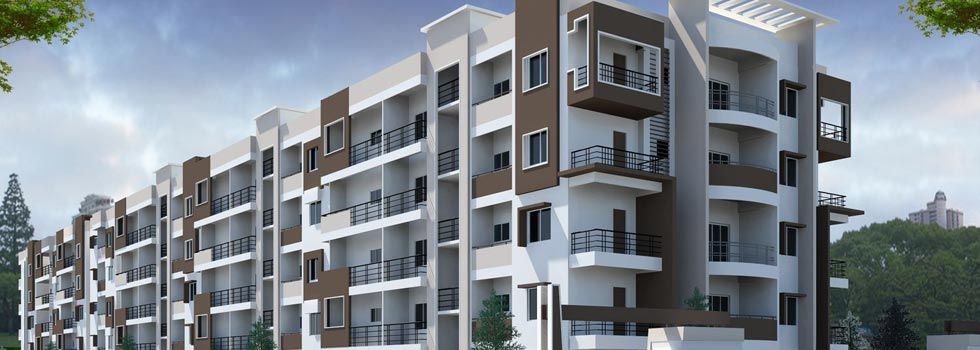 Hexa Supreme, Bangalore - 2 & 3 BHK Apartments