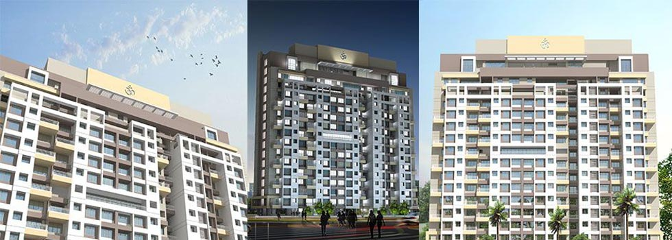 Om Height, Thane - 1,2,3 BHK Flats
