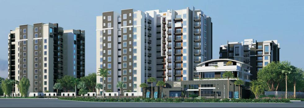 Fortuna Wind Flower, Bangalore - 2 & 3 BHK Apartments