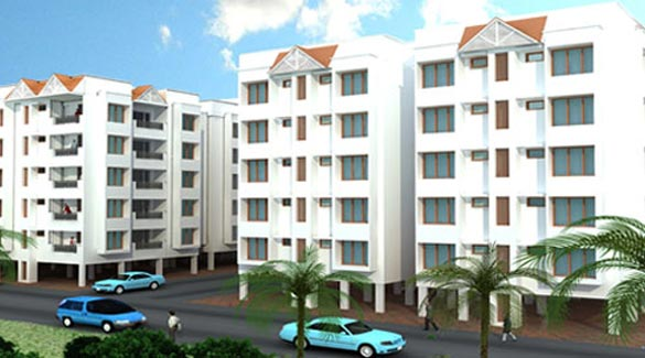 Green Earth Fort View, Hyderabad - Residential Apartments