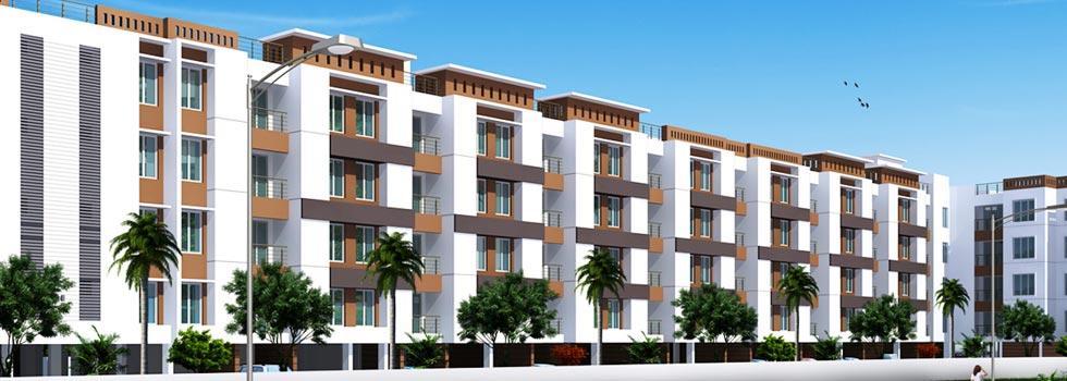VNR Milford, Chennai - 2, 3 BHK Luxury Apartment