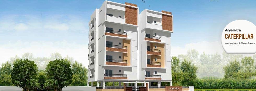 Aryamitra Caterpillar, Hyderabad - 3 BHK Apartment