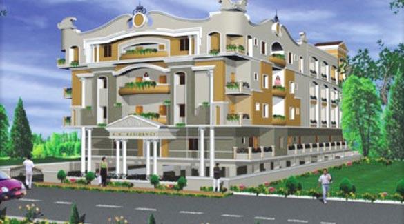 CBR Aakruti, Bangalore - 2/3 BHK Apartment