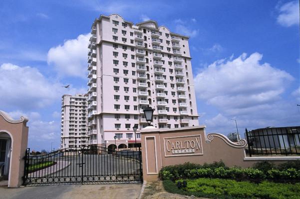 Carlton Estate, Gurgaon - 3/4 BHK Apartment