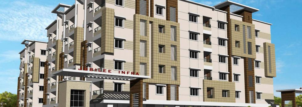 Cyber Grande, Hyderabad - Residential Apartments