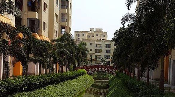 SISIRKUNJA, Kolkata - Residential Apartments