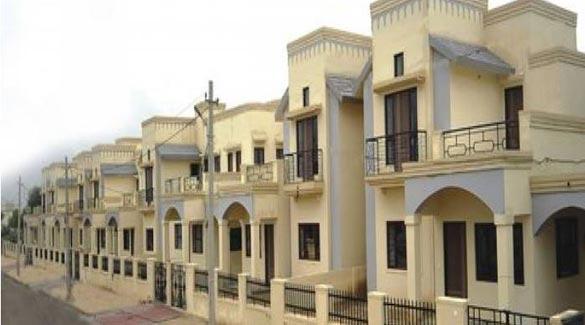 Ashapurna Nanomax, Jodhpur - Residential Apartments