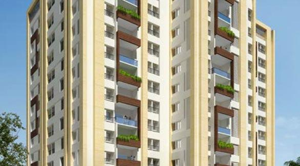 Golden Lotus Water Lily, Madurai - 4 BHK Apartments