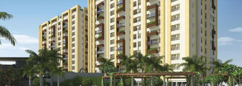 Golden Lotus Bougainville, Madurai - 2/3 BHK Apartments
